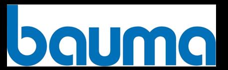 Logo der Messe Bauma, München