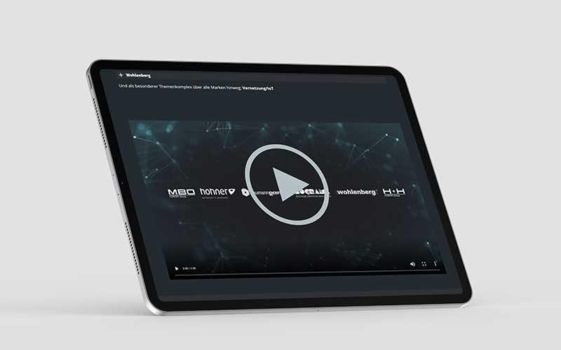 Video und Trailer von commacross