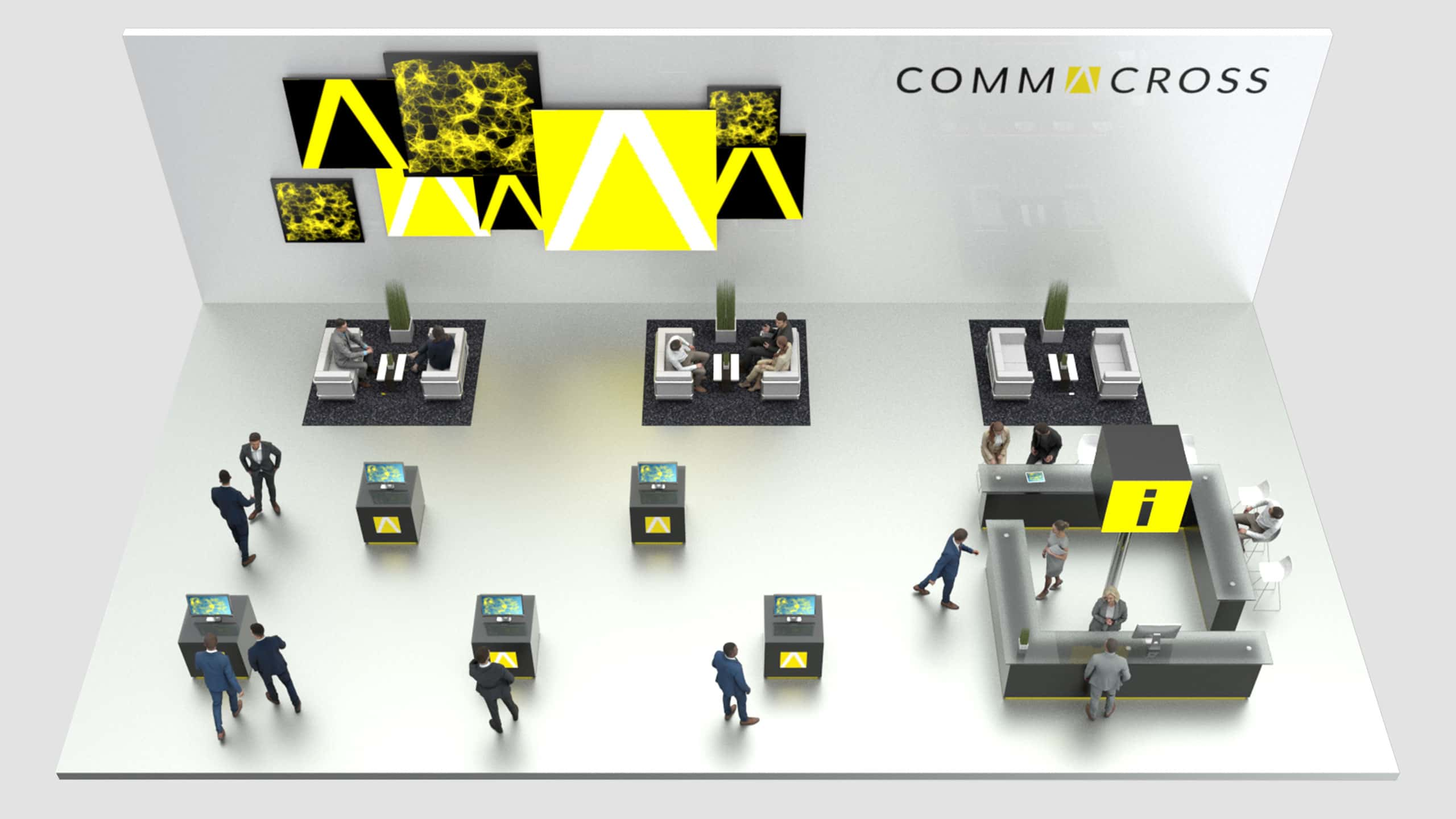 commacross-commacross virtueller Messestand g6 min