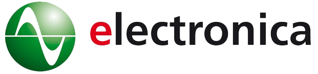 Logo der Messe Electronica