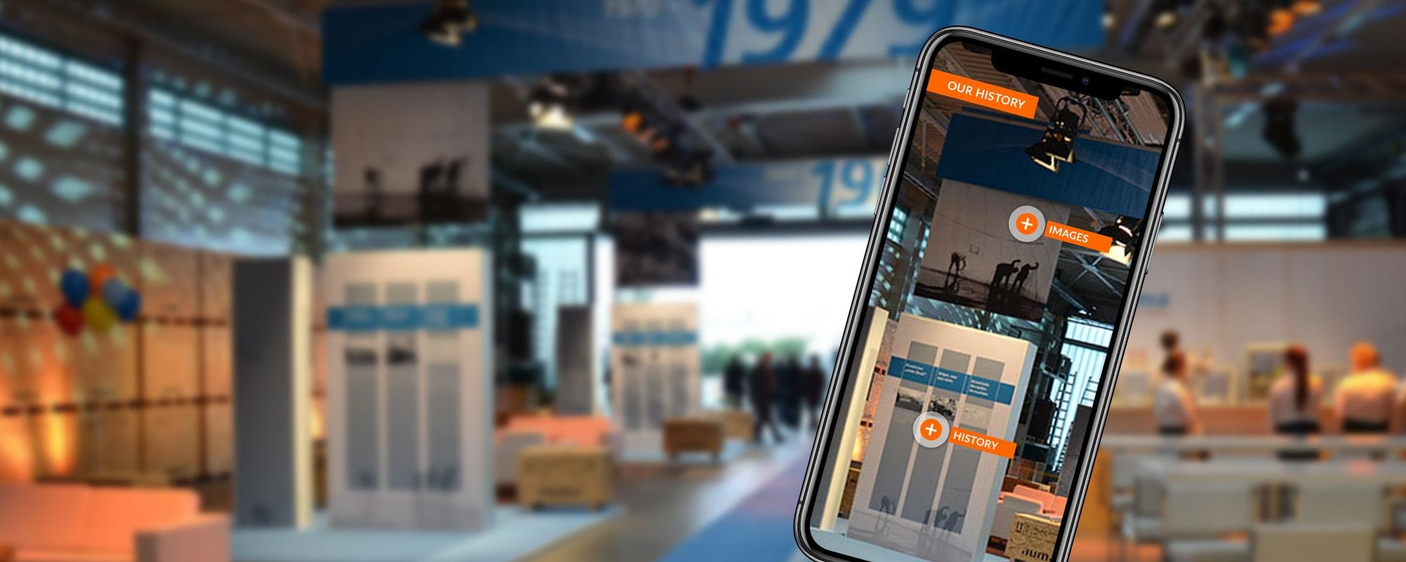 Analoge und digitale Hausmesse von commacross.
