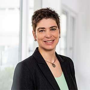 Portrait von Kerstin Löffler